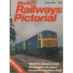 Modern Railways Pictorial...