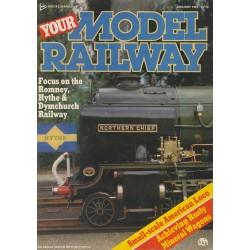 Your Model Railway 1987 January