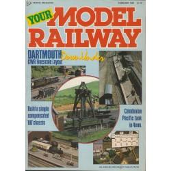 Your Model Railway 1987 February