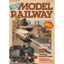 Your Model Railway 1987 April