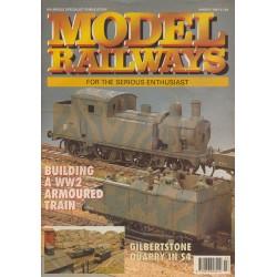 Model Railways 1991 March