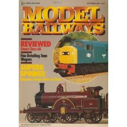 Model Railways 1988 September