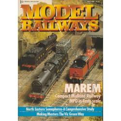 Model Railways 1988 May