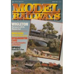 Model Railways 1988 March