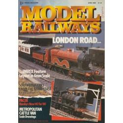 Model Railways 1988 April