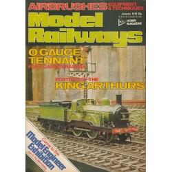 Model Railways 1978 January