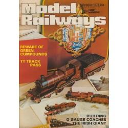 Model Railways 1977 October