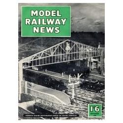 Model Railway News 1958 September
