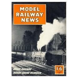Model Railway News 1958 October