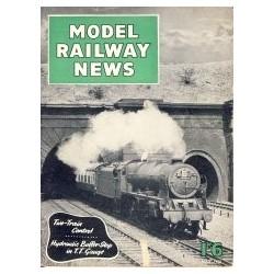 Model Railway News 1958 May