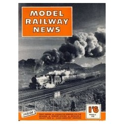Model Railway News 1958 March