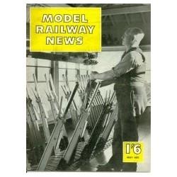 Model Railway News 1957 May