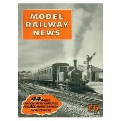 Model Railway News 1957 March