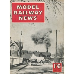 Model Railway News 1957 July