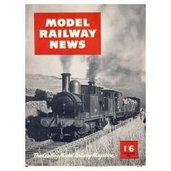 Model Railway News 1956 September