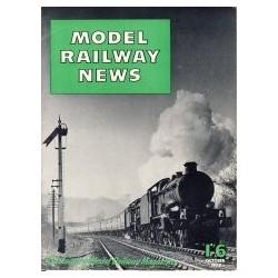 Model Railway News 1956 October