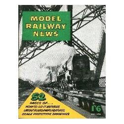 Model Railway News 1956 May