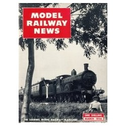 Model Railway News 1956 March