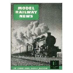 Model Railway News 1956 February