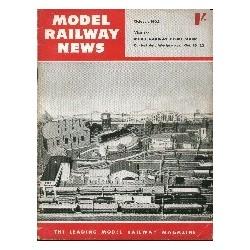 Model Railway News 1955 October