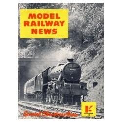 Model Railway News 1955 December