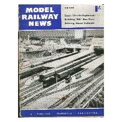 Model Railway News 1954 July