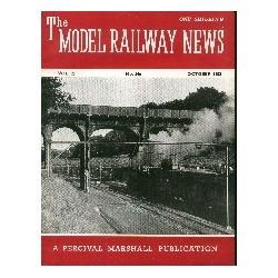 Model Railway News 1953 October