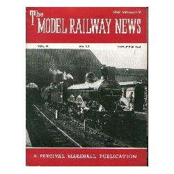 Model Railway News 1953 November
