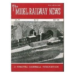 Model Railway News 1953 May