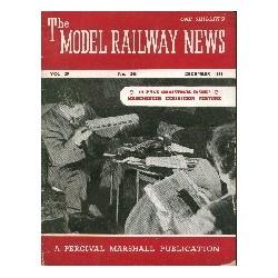 Model Railway News 1953 December