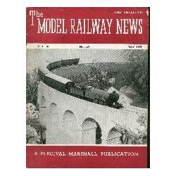 Model Railway News 1952 May