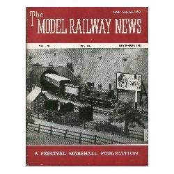 Model Railway News 1952 December