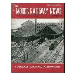 Model Railway News 1951 September