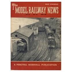 Model Railway News 1951 May