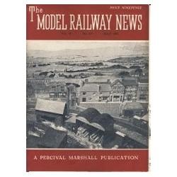 Model Railway News 1951 July