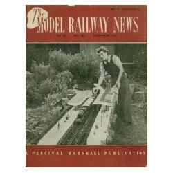 Model Railway News 1950 December