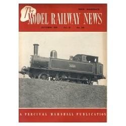 Model Railway News 1949 october