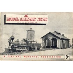 Model Railway News 1948 September