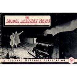 Model Railway News 1948 May