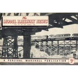 Model Railway News 1948 March