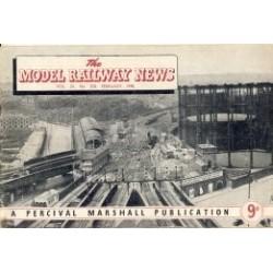 Model Railway News 1948 February