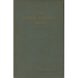Model Railway News 1945 Bound Volume