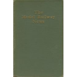 Model Railway News 1942 Bound Volume