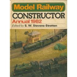 Model Railway Constructor Annual 1982