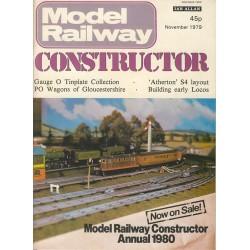 Model Railway Constructor 1979 November