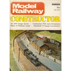 Model Railway Constructor 1977 May