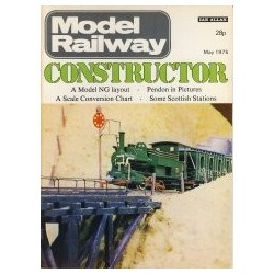 Model Railway Constructor 1975 May