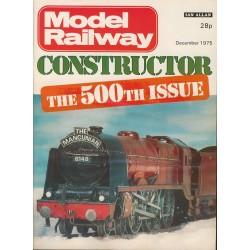 Model Railway Constructor 1975 December