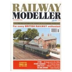 Railway Modeller 2001 November