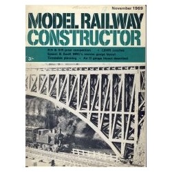 Model Railway Constructor 1969 November